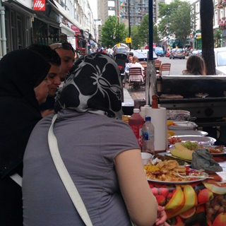 רחוב גולבורן, לונדון