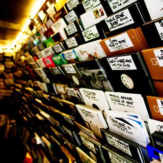 חנויות תקליטים בעולם