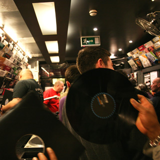 חנויות תקליטים בלונדון
