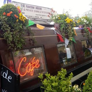 בתי קפה לונדון