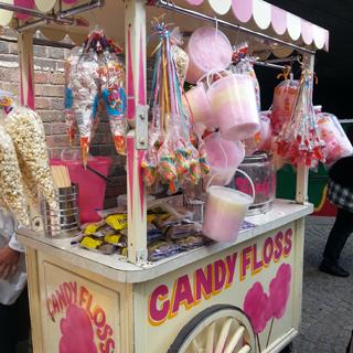 ממתקים בלונדון