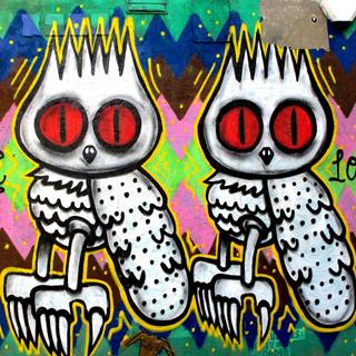 לונדון אמנות רחוב