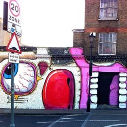 לונדון אמנות
