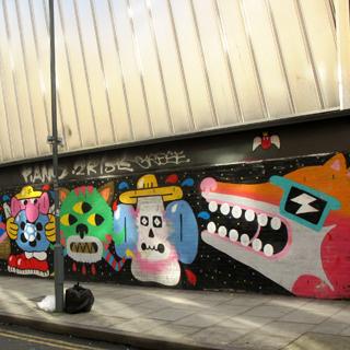 אומנות לונדון