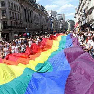 מצעד הגאווה לונדון