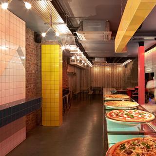 פיצה בלונדון
