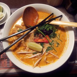 מסעדה תאילנדית בלונדון