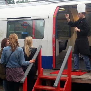 רכבת תחתית לונדון