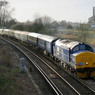רכבות אנגליה