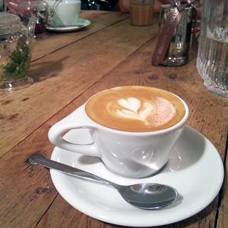 קפה בלונדון