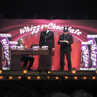 מונטי פייתון בהופעה לונדון