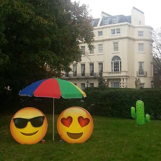 תערוכות בלונדון
